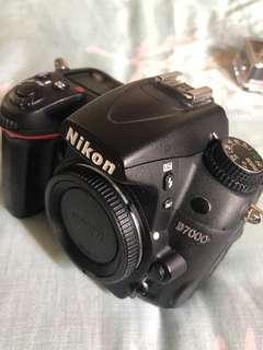 Nikon 7000 + Nikon 50mm + Tamron 17-50mm 2.8