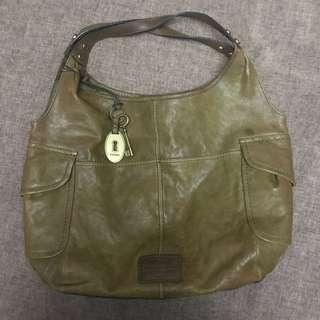 Fossil vintage shoulder bag