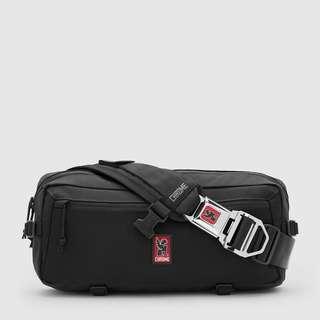 INSTOCK - Chrome Industries Kadet Black Nylon Messenger Sling Bag
