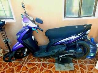 Yamaha Mio Sporty 2012