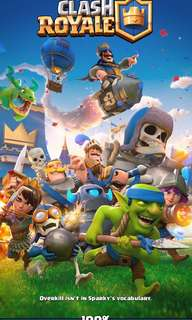 Clash Royale GC services