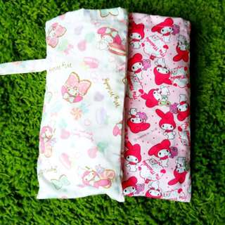 Sanrio Character Nursing Covers