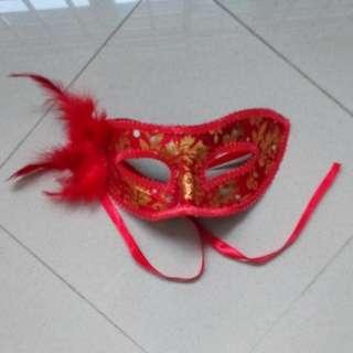 $2 YT MRT costume mask party mask