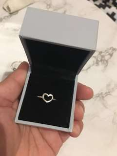 Karen Walker Heart Ring