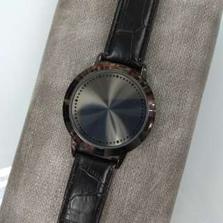 VANIER led touch watch