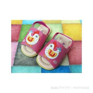 SALE 公雞款鬆緊小涼鞋