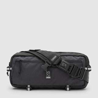 INSTOCK - Chrome Industries Kadet Night/Black Nylon Messenger Sling Bag