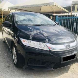 2014 Honda City 1.5 (A) E Spec Full Service Record