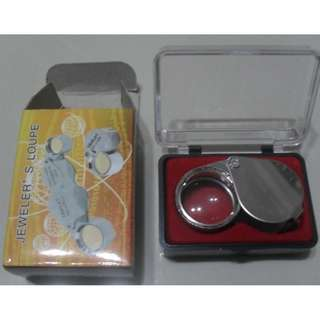 BN Jeweller Loupe Magnifier