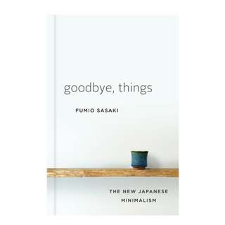 Goodbye things by Fumio Sasaki EBOOK