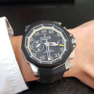Corum Admiral SeaFender Cup 48mm Chronograph mechanical watch