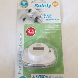 Digital Baby Pacifier Thermometer