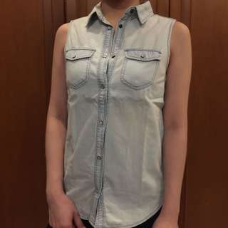 H&M Jeans Top