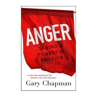 [eBook] Anger - Taming a Powerful Emotion - Gary Chapman