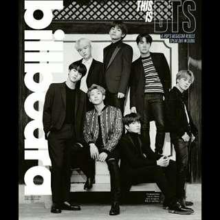 [WTS] MYR83 Billboard Magazine (BTS Grp Cover)