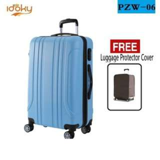 "Premium Universal 20"" Wheel Rolling Suitcase Luggage"