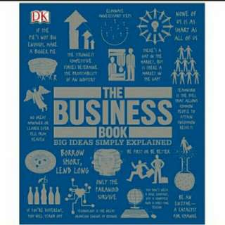 eBook The Business Book Big Ideas Simply Explained