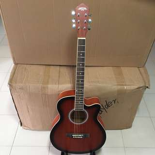 "Brand New 40"" Acoustic Guitar"