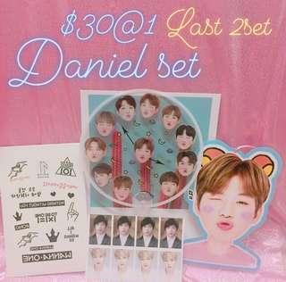 KANG DANIEL 大頭牌 SET