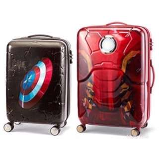 Samsonite Iron 26 + 20 luggage