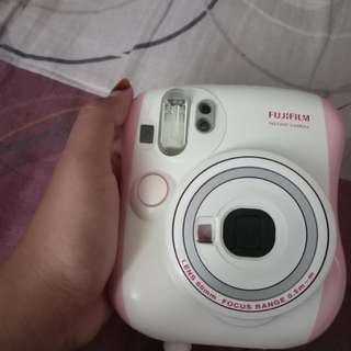 Camera polaroid instax mini 25 (pink)