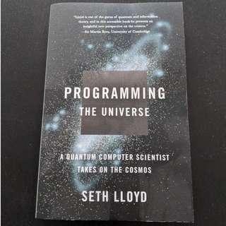 Programming The Universe, Seth Lloyd