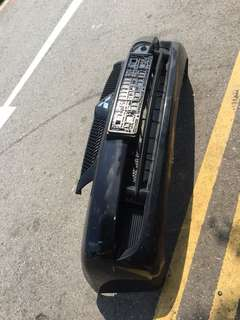 MIT CS3 Front bumper