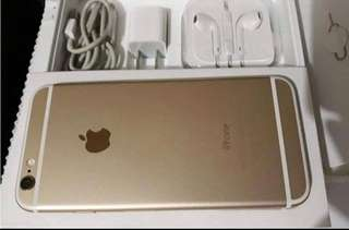iPhone 6 32GB globe-locked