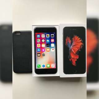 iPhone 6s 128GB Space Grey + Accessories