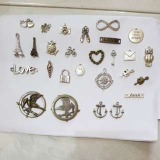 Jewellery findings part 2