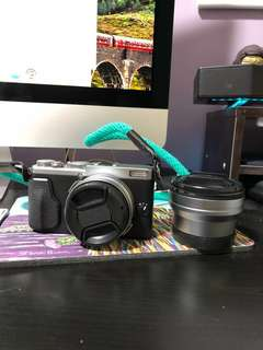 Fujifilm X70 with wide conversation lens