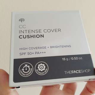 CC Intense Cover Cushion (V203 Natural Beige)