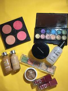 FREE SHIPPING!!!! COMPLETE MAKEUP SET (Preloved)