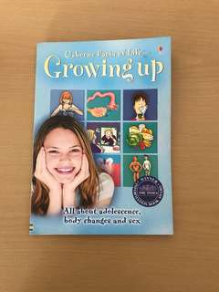 Usborne Facts of Life (Growing up)