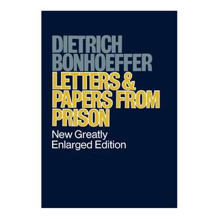 [eBook] Letters and Papers from Prison - Dietrich Bonhoeffer