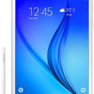 Pre owned Samsung tab 10.1 with s-pen 16gb lte