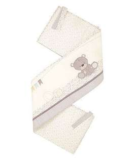 Mothercare Teddy's Toy Box Cot Bumper