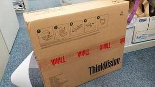 Lenovo 19 ThinkVision LT1952P LCD Monitor