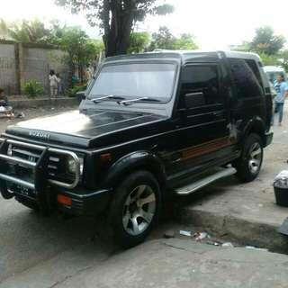 Jual Mobil Suzuki Katana 93