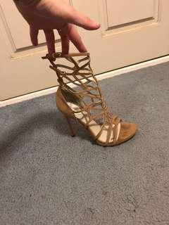 Windsor Smith cage heels
