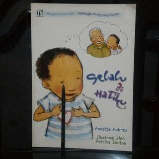 Buku anak mengelola emosi saat