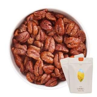 山核桃 即食 0添加 堅果類 氨基酸 維他命E 膽固醇 零食