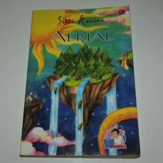 Novel Aerial - Sitta Karina Teenlit
