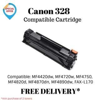 Canon 328 Compatible Toner Cartridge