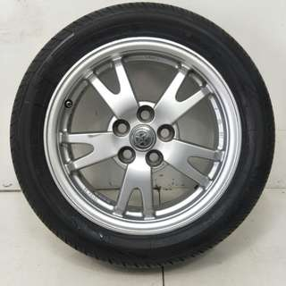 15 '' Sport Rim With Tyre 5x100 (SR1003)