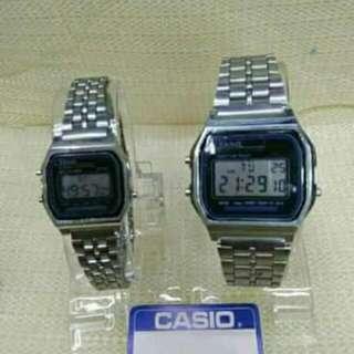 Casio watch pairs
