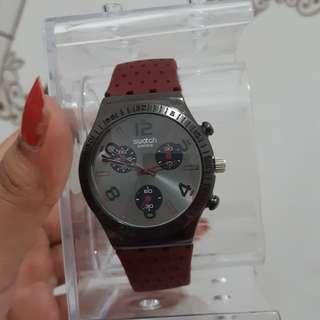 Jam tangan swatch unisex