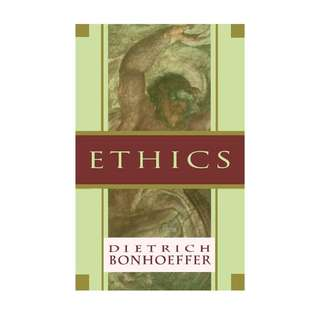 [eBook] Ethics - Dietrich Bonhoeffer