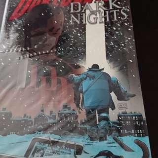 Daredevil Dark Nights Tpb