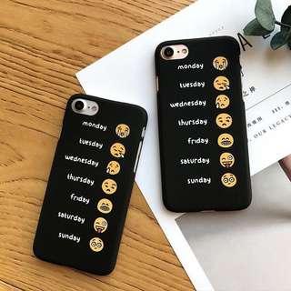 Iphone 6 Plus Emoji Case